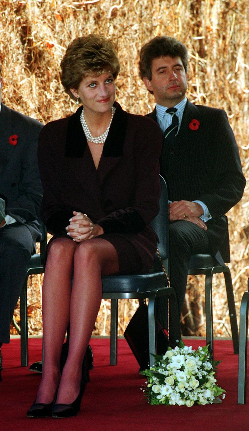 Patrick was slammed by the Queen and Prince Charles for his tell all about Diana and the family. Photo: Getty