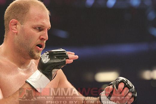 UFC Fight Night 50 Results: Reborn, Ben Rothwell Sends Alistair Overeem Crashing to the Canvas