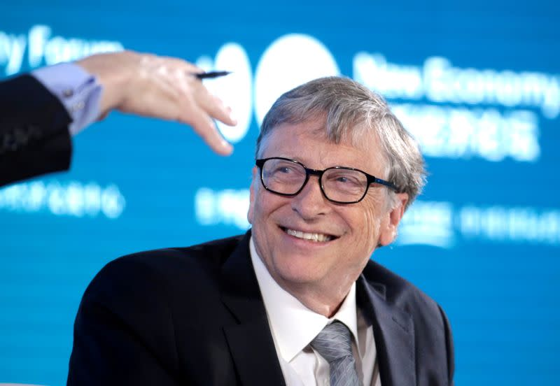 Bill Gates' nuclear venture plans reactor to complement solar, wind power boom