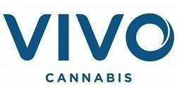 VIVO Cannabis Inc. Logo (CNW Group/VIVO Cannabis Inc.)