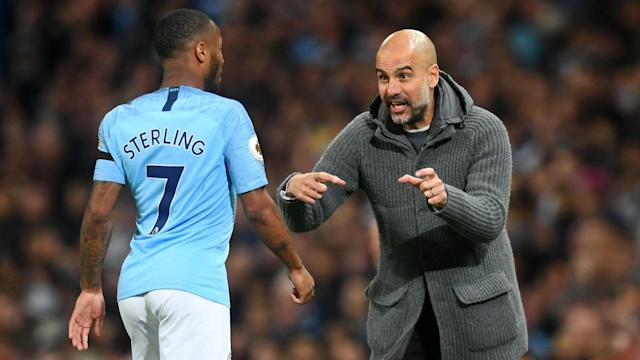 Manchester City have won two Premier League titles in succession and Raheem Sterling says Pep Guardiola's sanctions have been vital.