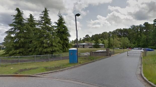 Entrance to the Burnaby Youth Custody Services Centre. (Google Maps - image credit)