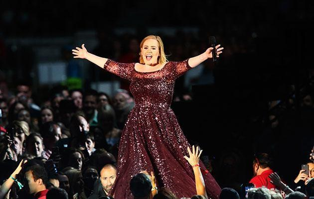 Adele angered neighbours for