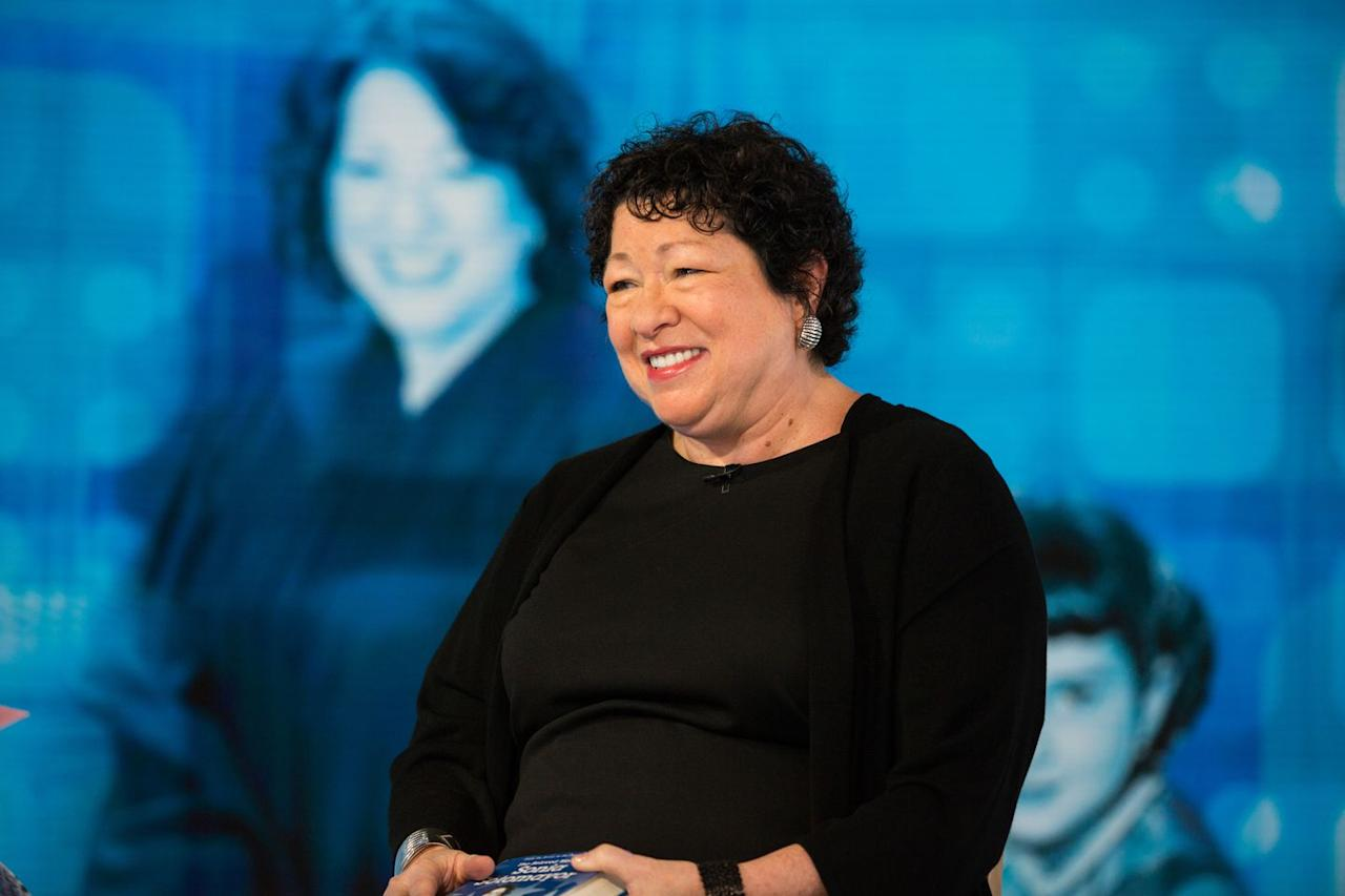 <p>Appointed by Barack Obama in 2009, Sonia Sotomayor became the first Hispanic (and third woman) to serve as Supreme Court Justice. She is known for her calls of reform to the criminal justice system and her dissents on issues regarding race, gender, and ethnic identity.</p>
