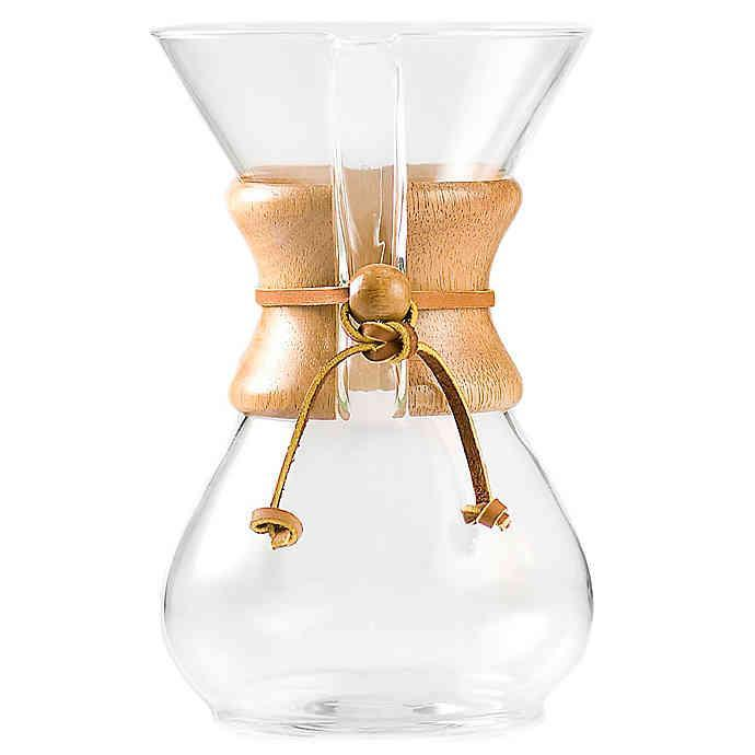 "<h2>Chemex Pour Over Coffee Maker<br></h2> <br>Long shifts = a need for caffeine. <a href=""https://www.refinery29.com/en-us/best-coffee-subscription-boxes-for-java-lovers"" rel=""nofollow noopener"" target=""_blank"" data-ylk=""slk:A good cup of coffee"" class=""link rapid-noclick-resp"">A good cup of coffee</a> can go a long way, and this pour-over maker can hold six cups worth java.<br><br><strong>Bed, Bed Bath & Beyond</strong> Pour Over Coffee Maker, $, available at <a href=""https://go.skimresources.com/?id=30283X879131&url=https%3A%2F%2Fwww.bedbathandbeyond.com%2Fstore%2Fproduct%2Fchemex-reg-6-cup-pour-over-coffee-maker%2F3281991"" rel=""nofollow noopener"" target=""_blank"" data-ylk=""slk:Chemex"" class=""link rapid-noclick-resp"">Chemex</a><br>"