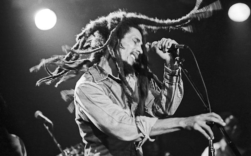 Bob Marley was guided in his career by Chris Backwell at Island Records