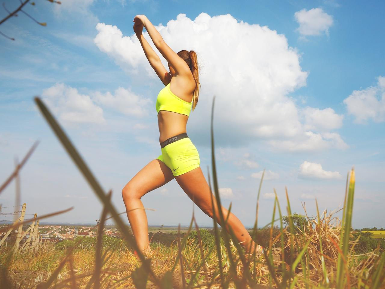<p>Intense workout session can lead to muscle tear. It is extremely important to streatch before and after your workout to ease out your muscle pain and avoid further damage to your muscles. </p>