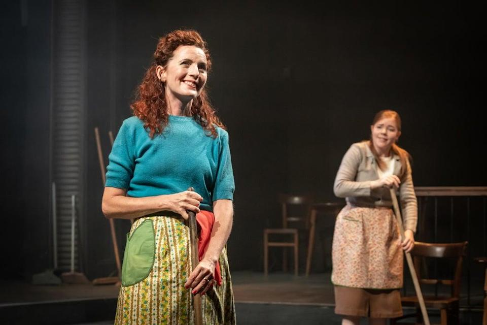 Aoife McMahon and Claire Keenan (Marc Brenner)