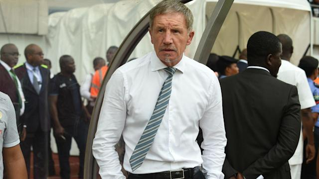 Bafana Bafana returned to winning ways on Wednesday afternoon as they edged out Palancas Negras on penalties