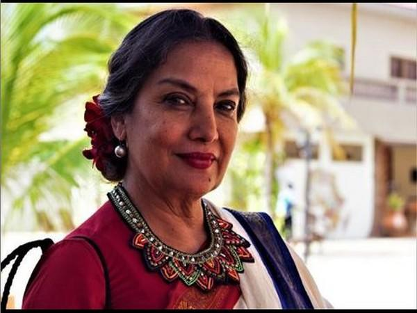 Actor Shabana Azmi (Image Source: Instagram)