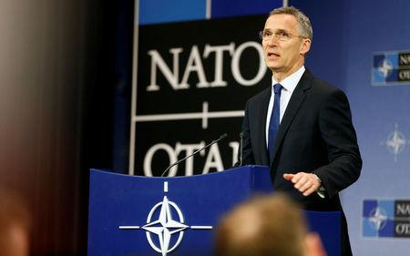 North Atlantic Treaty Organisation to lend support to coalition against ISIL, says Sec.-Gen. Stoltenberg