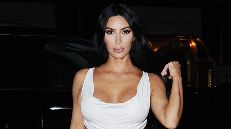 Kim Kardashian Reveals Her Dad Discouraged Her From Becoming a Lawyer Because It Would 'Stress' Her Out