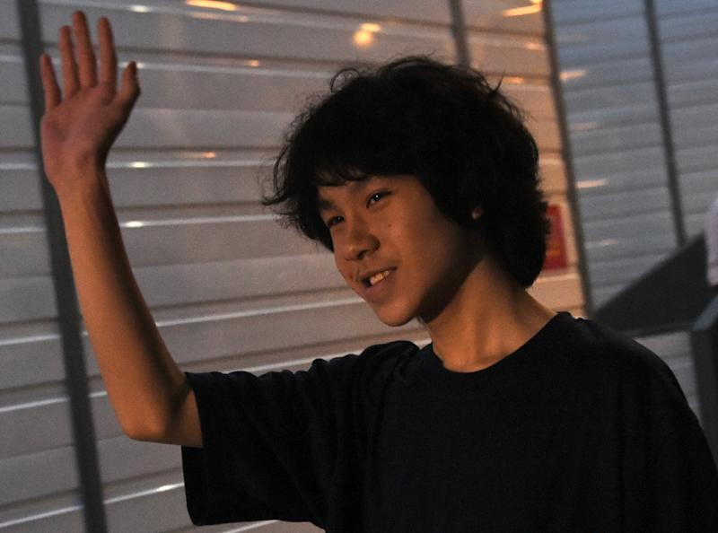 """Prominent Singaporean intellectuals, artists and activists Saturday criticised the government's """"harsh"""" treatment of teenager Amos Yee (pictured) behind online attacks on the late former prime minister Lee Kuan Yew (AFP Photo/Rizwan Rahman)"""
