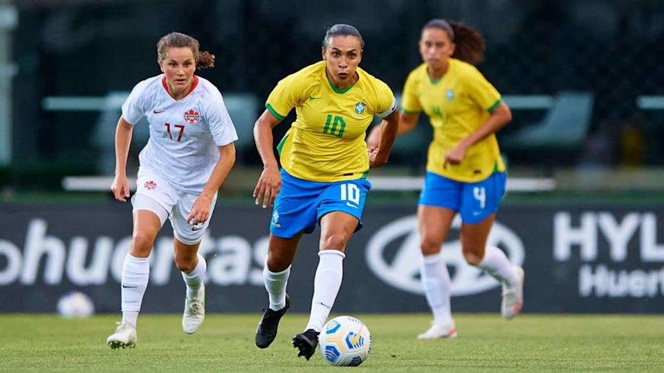 Marta Silva | Quality Sport Images/Getty Images