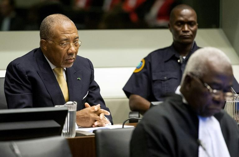 Former Liberian President Charles Taylor was convicted in 2012 of war crimes and crimes against humanity in Sierra Leone