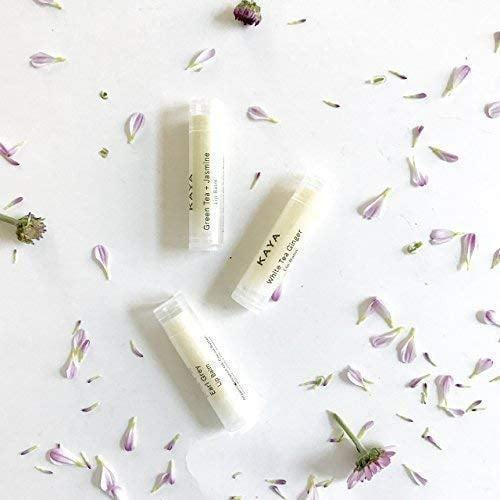 <p>Keep your lips moisturized and soft with the <span>Kaya Tea Special Lip Balm Set</span> ($13).</p>