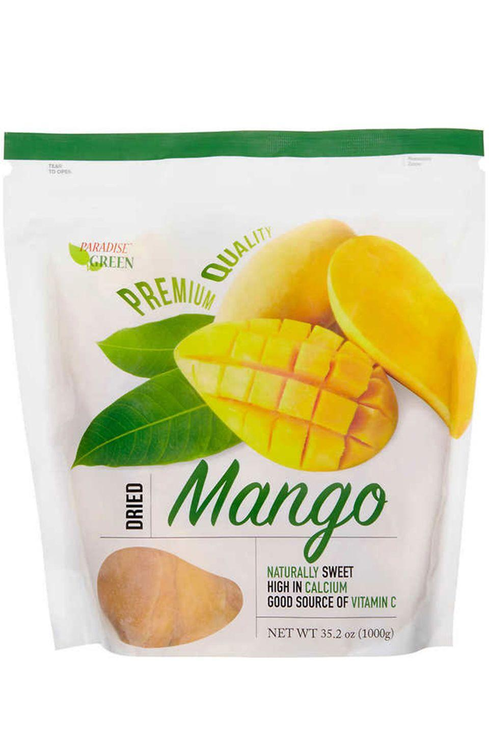 """<p>There are so many <a href=""""https://www.costco.com/Paradise-Green-Premium-Dried-Mango%2c-35.2-oz..product.100381427.html"""" rel=""""nofollow noopener"""" target=""""_blank"""" data-ylk=""""slk:options"""" class=""""link rapid-noclick-resp"""">options</a>! All of them delicious! All of them wildly cheap in bulk! All of them worth exploring!</p>"""