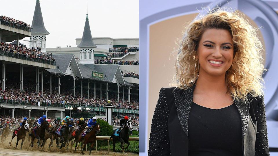 Tori Kentucky Derby