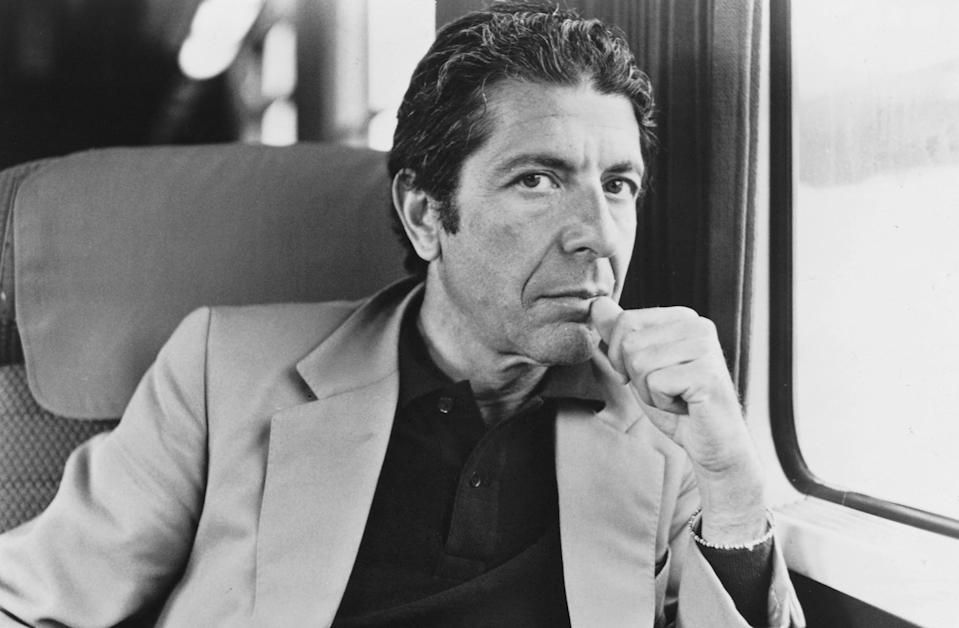 <p>Canadian singer-songwriter Leonard Cohen died on Nov. 7, 2016 at 82 in his sleep. Photo from Getty Images </p>