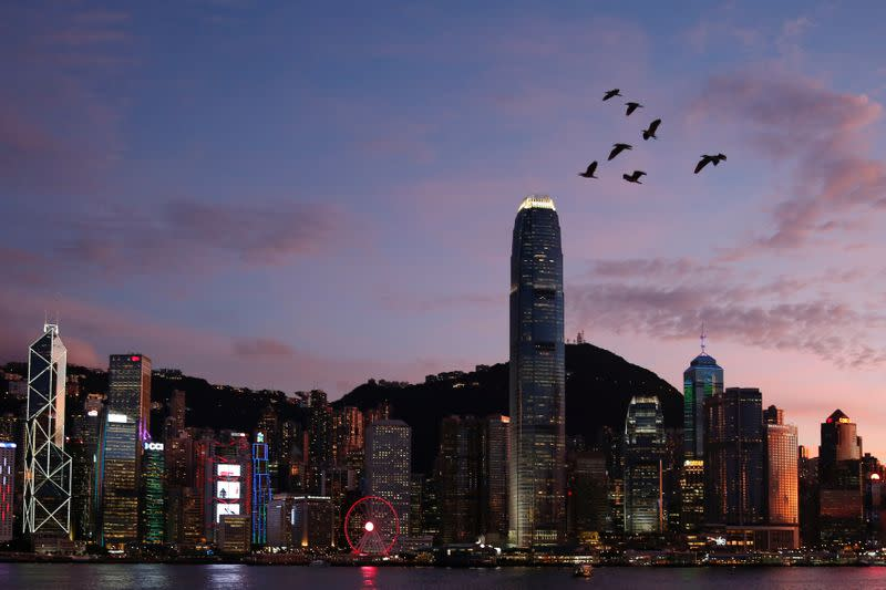 After Australia suspends extradition with Hong Kong, Britain is looking at arrangements