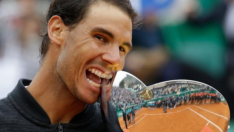 Rafael Nadal Becomes 1st Player to Win Monte Carlo Title 10 Times
