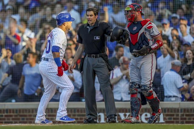 Cubs show their feisty side despite working through an uneven stretch