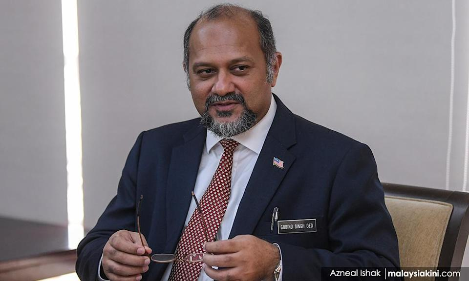 Gobind: Internal inquiry won't do, MACC must probe IGP's cartel claim