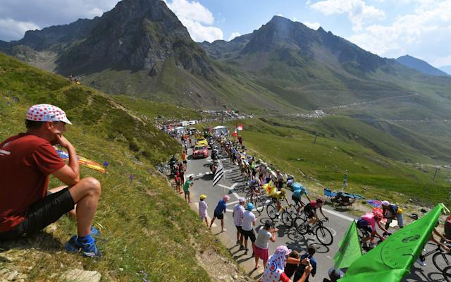 The Tour de France took a turn on Saturday - Velo