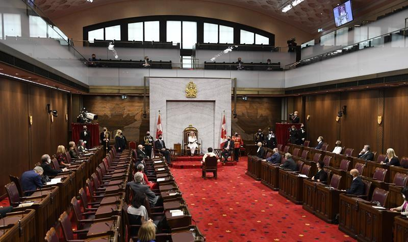 Parliament resumes full operations today with debate on throne speech