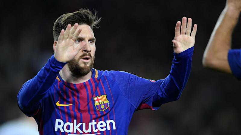 'He's the best' - Valverde hesitant about resting Messi despite injury worries