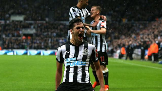 Newcastle looked to be heading for a fourth match in succession without a win before Mikel Merino nodded home against Crystal Palace.