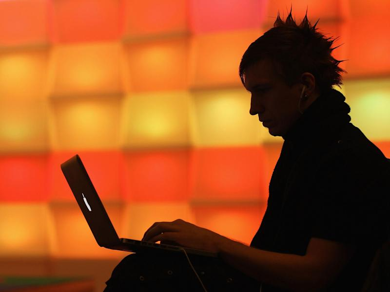 One hacker can steal thousands with the click of a button: Sean Gallup/Getty Images