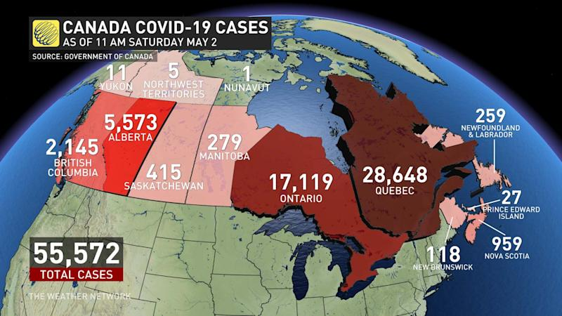 COVID May2 Cases