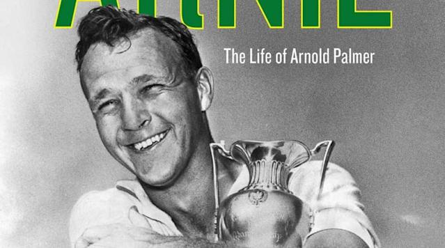The latest Arnold Palmer biography titled