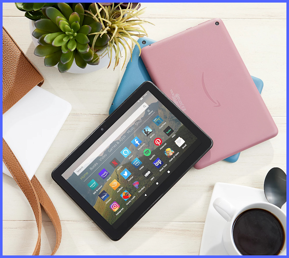 QVC has this tablet for the lowest price on the internet right now! (Photo: Amazon)