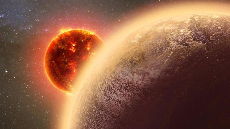 Atmosphere Found Around Earth-Like Planet, 39 Light-Years Away