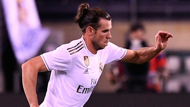 Gareth Bale Real Madrid pre-season 2019