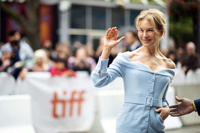 Renée Zellweger overheard people talking about her 'cosmetic
