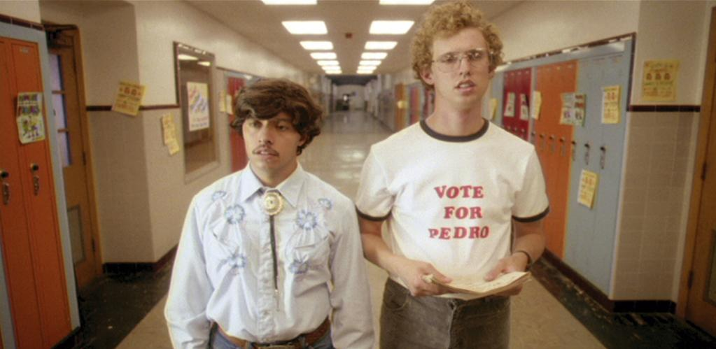 "<p class=""MsoPlainText"">""<a href=""http://movies.yahoo.com/movie/napoleon-dynamite/"">Napoleon Dynamite</a>"" (2004): Fox Searchlight and Warner Independent both wanted a piece of Jared Hess' eccentric essential. When the bidding was said and done, Fox spent $3 million for the distribution rights. The film only cost around $400,000 to make and ended up taking home over $44 million domestically. To get an idea of the hit or miss nature of Sundance, go ahead and compare that to another Sundance dynamite, ""Black Dynamite"" (2010), which sold for about $2 mill and made just south of $250,000.</p>"