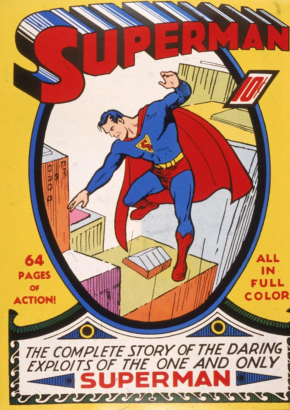 <p>Michael, Christopher, and Matthew were the lead boy baby names. In 1983, the iconic Superman, Christopher Reeve, hung up his cape, completing his super hero films. While the may not have been heroic, Jennifer, Jessica, and Amanda were the top 3 girls' names.</p>
