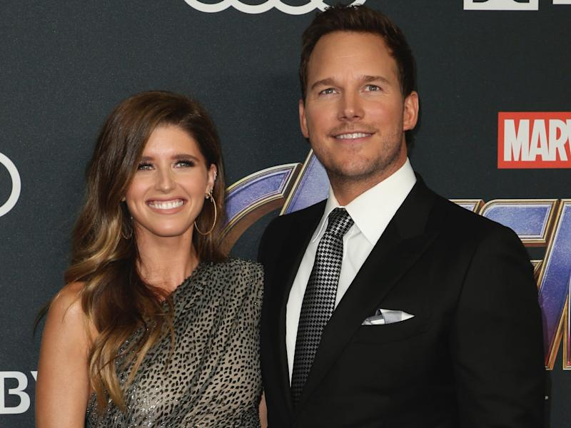 katherine schwarzenegger chris pratt april 2019