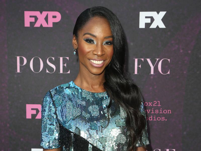 Pose star Angelica Ross discovers new boyfriend is 'engaged and a father'