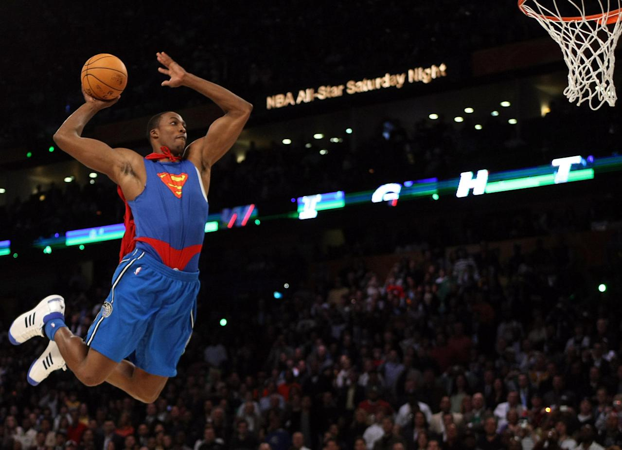Dwight Howard is reborn. But what about Superman?