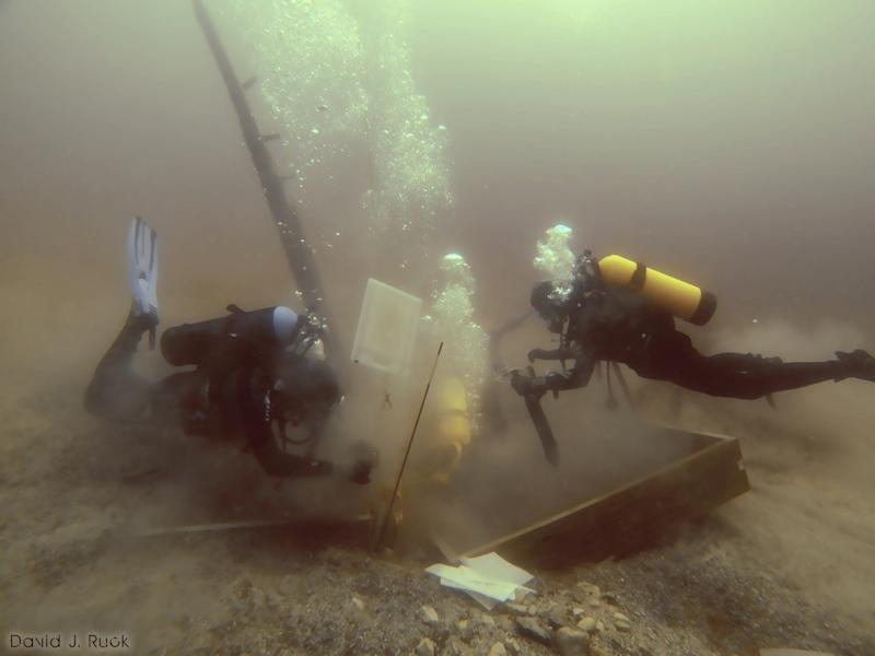 Shipwreck not found, but explorers pressing on