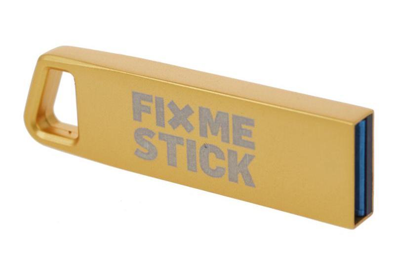 FixMeStick Gold Computer Virus Removal for PC or Mac. (Photo: HSN)