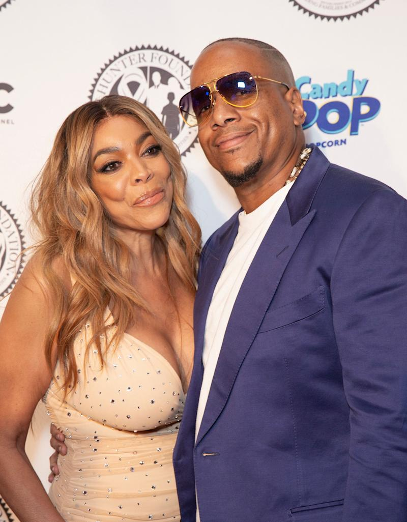 Wendy Williams and Kevin Hunter (Photo: Lev Radin/Pacific Press/LightRocket via Getty Images)