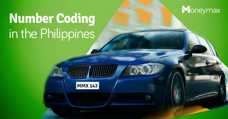 Number Coding Guide in the Philippines   Moneymax
