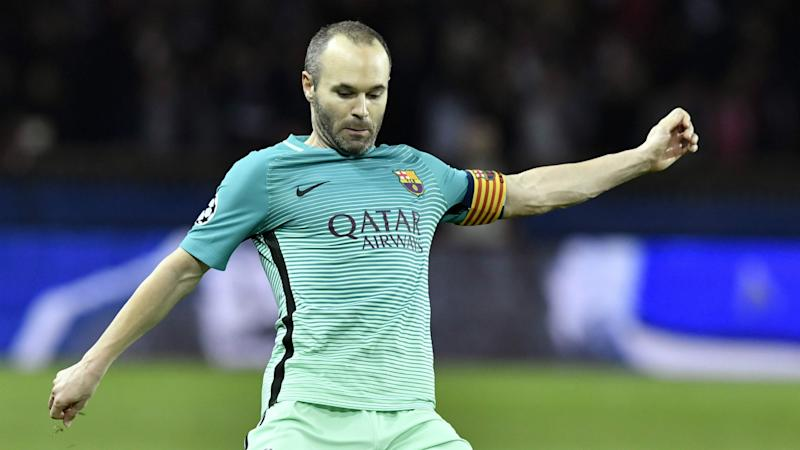 A Camp Nou legend would love to see the Argentina international at Camp Nou, while he expects Andres Iniesta to sign a contract renewal