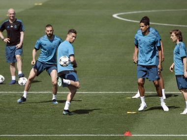 Real Madrid now stand on the brink of the first 'three-peat' in Europe's premier competition since the Bayern side of the mid-70s. This presents an opportunity to assess the current Madrid side's place among great European teams.