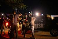 Amnesty says at least 56 people have died since the demonstrations began